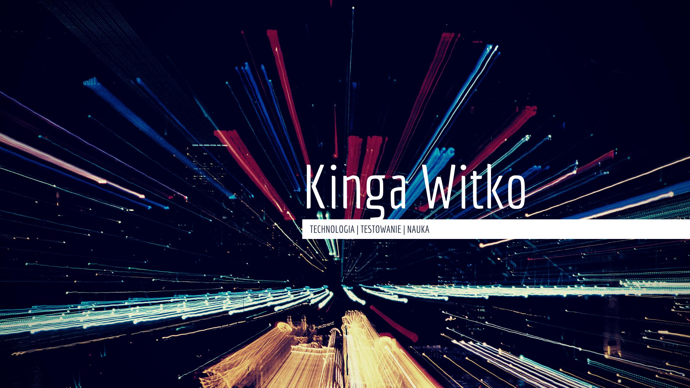 Kinga Witko
